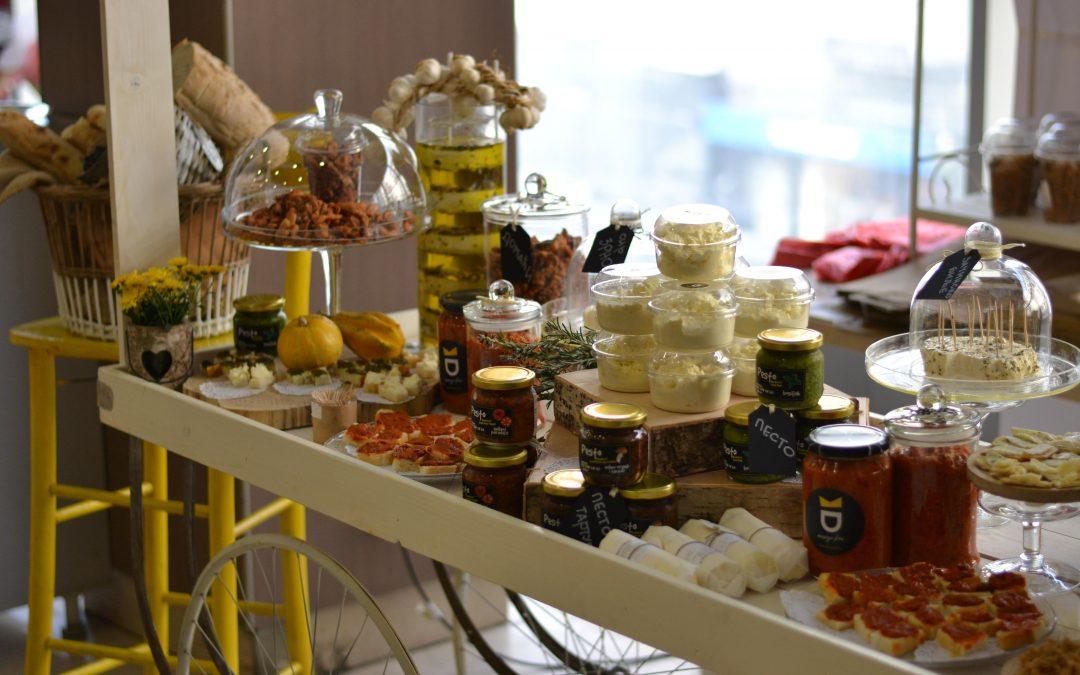 Zlatni sir, pobednik VI Balkan Cheese Festivala, samo kod Domaccina