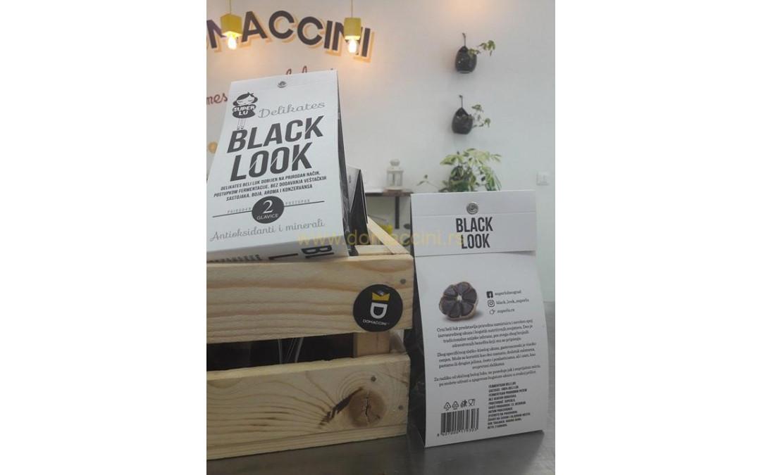 "Da li ste probali ""Black look"", crni beli luk?"