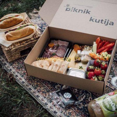 hrana u kutiji za poneti