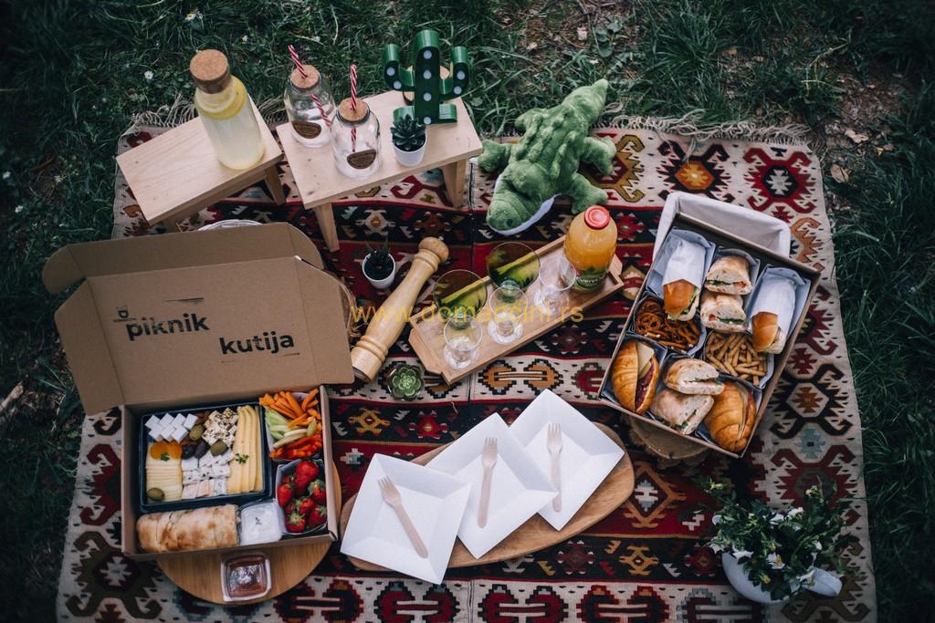 Piknik kutija sadržaj